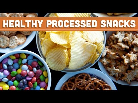 Healthy Processed Food Choices! Mind Over Munch
