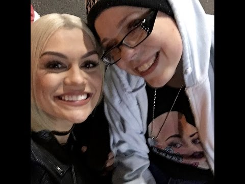 Jessie J Meeting Melissa A Dream Come True