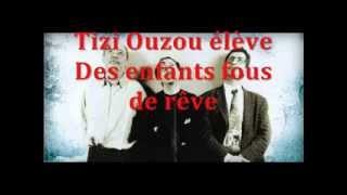 Idir, Tizi Ouzou, an duo avec Maxime Le Forestier et Brahim Izri, avec paroles