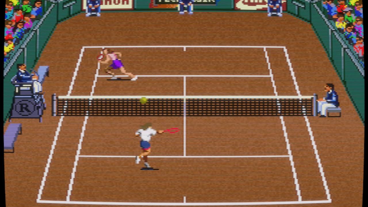 andre agassi tennis snes
