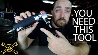 You Need This Tool - Episode 25 | Air Powered Sheet Metal Nibbler