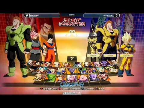 Clutch 2018 - Dragon Ball FighterZ - Losers Final - Dekillsage vs Twitchay [1080p/60fps]