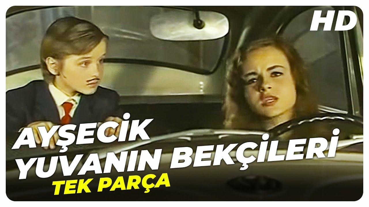 Ayşecik Yuvanın Bekçileri | Eski Türk Filmi Tek Parça