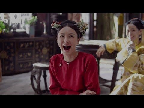 Phú Sát hoàng hậu 'lầy lội' đến không ngờ trong hậu trường 'Diên Hi Công Lược'