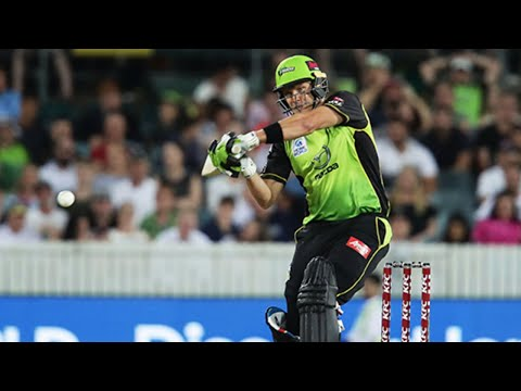 Shane Watson's best sixes from BBL|08