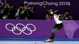 Kodaira of Japan wins in 500 meters women