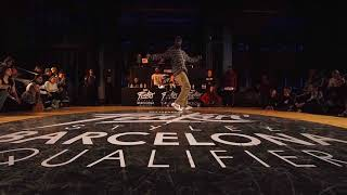 Snipes Funkin' Stylez Spain 2017   Judge Demo   Ben Wichert