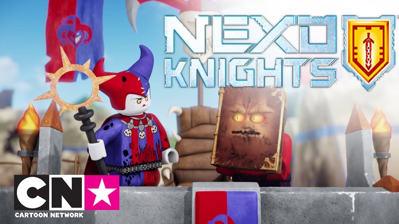 jestro il cattivo  nexo knights  cartoon network  youtube