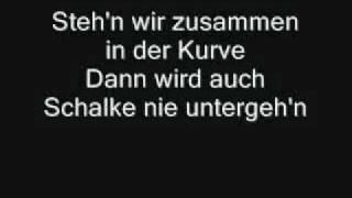 Schalke - Zeig Mir Den Platz In Der Kurve Karaoke