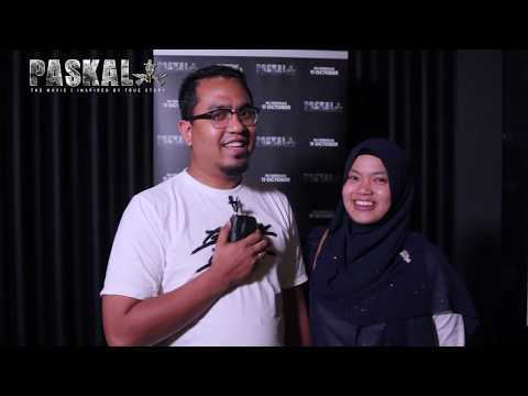 PASKAL The Movie: Singapore Gala Premiere (Highlights)