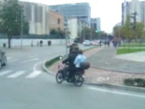 Center of Albania Tirana HD