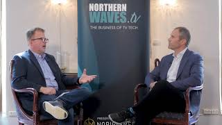 Northern Waves TV 2019 - Interview with Einari Kanerva | Elisa Finland