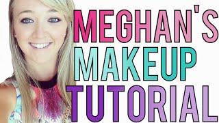 Meghan's Makeup Tutorial Thumbnail