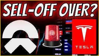 🚨📈📉 Are NIO & TESLA Stock IN THE CLEAR?? [BULL TRAP??] NIO & TESLA Stock Price Update & Prediction