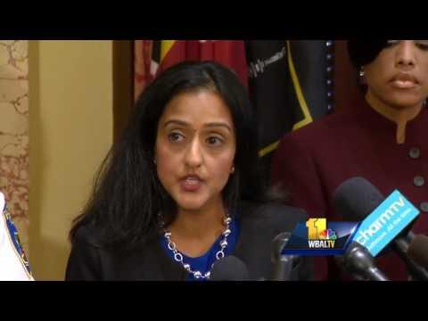 DOJ releases investigation into Baltimore police