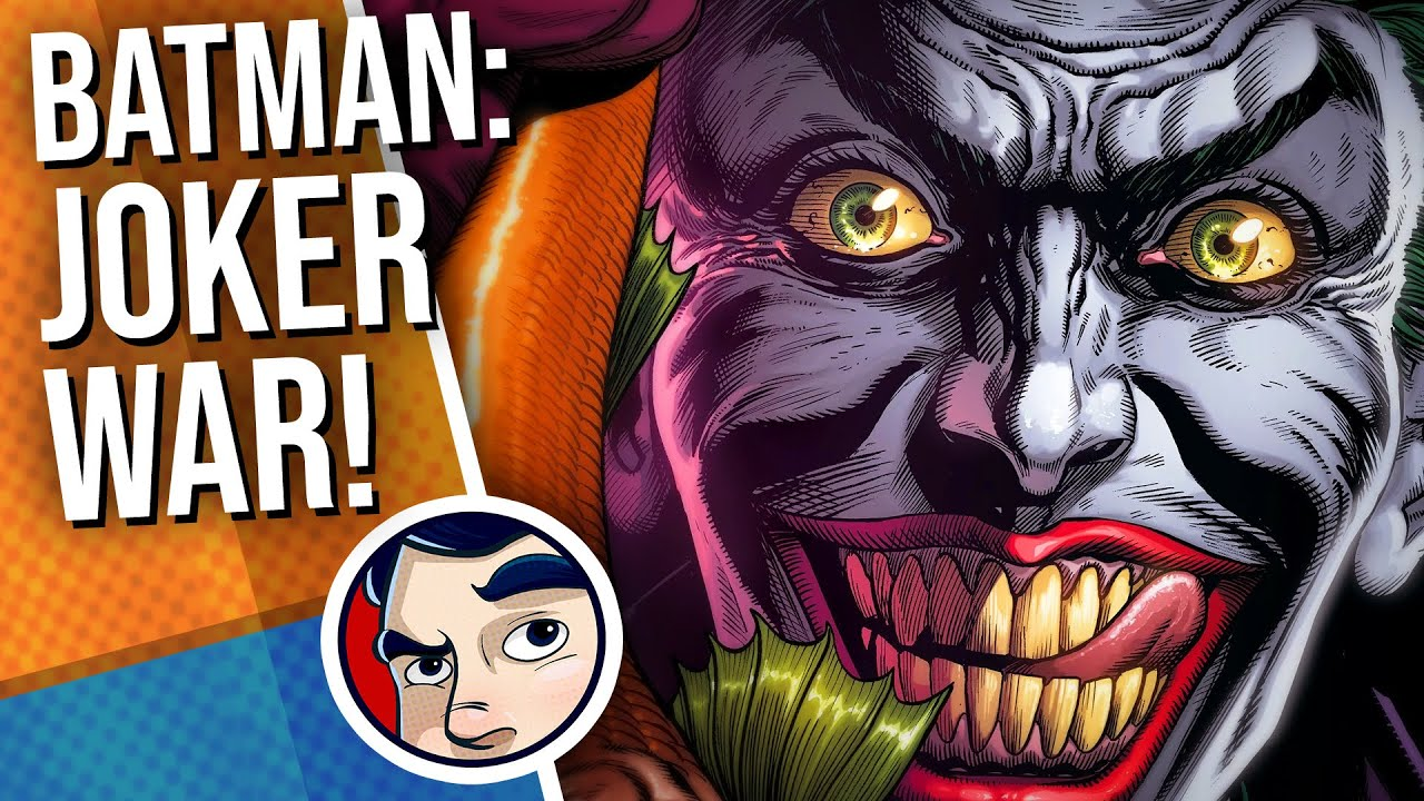 Download Batman: Joker War - Full Story   Comicstorian