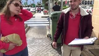видео: Аренда авто в Европе. Как нас РАЗВЕЛИ на 1000 евро! Прокатчик GOLDCAR