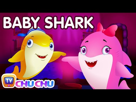 ChuChu TV Baby Shark – Good Habits Song | Animal Songs for Children | Nursery Rhymes & Kids Songs