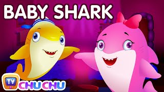 Baby Shark - Wake Up Song | Animal Songs for Children | ChuChu TV Nursery Rhymes & Kids Songs
