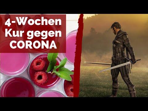 CORONA-EPIDEMIE ???? Bekämpfen: 4-Wochen-Kur gegen die in Deutschland angekommene Epidemie