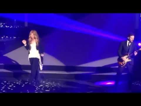 Céline Dion ♫ Ce soir on danse à Naziland ♫ Live@Paris 2016