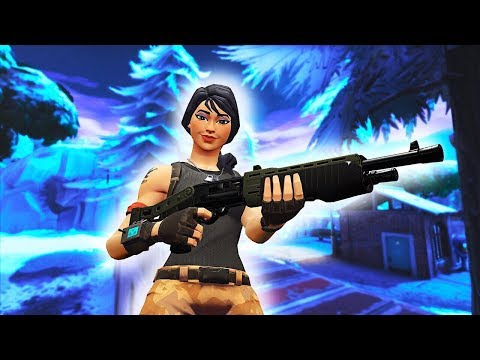 This is how a good controller player plays on PC servers - Moot Fortnite Highlights #1