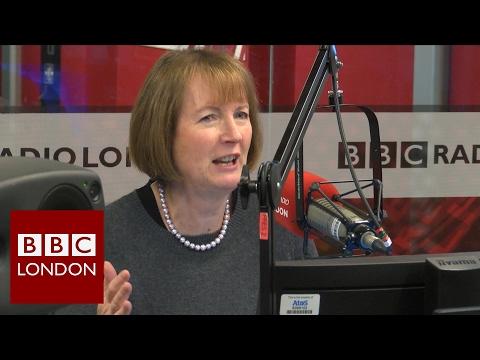 Harriet Harman talks about her book 'A Woman's Work'