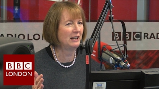 Harriet Harman talks about her book 'A Woman's Work'