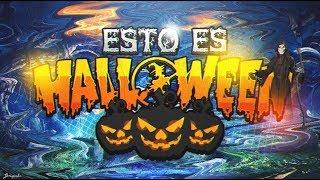 Esto es Halloween . Noche de Brujas .  Especial #ChauHalloween