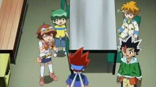 Beyblade Metal Masters Episode 23 - The End Of A Fierce Struggle - English Dubbed Part 1/2