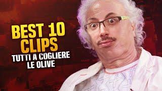 SPECIAL BEST 10 CLIPS : TUTTI A COGLIERE LE OLIVE!