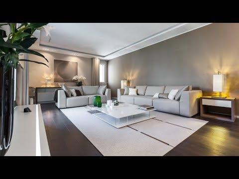 Комфортный Модерн. Интерьер апартаментов в Монте-Карло, Монако
