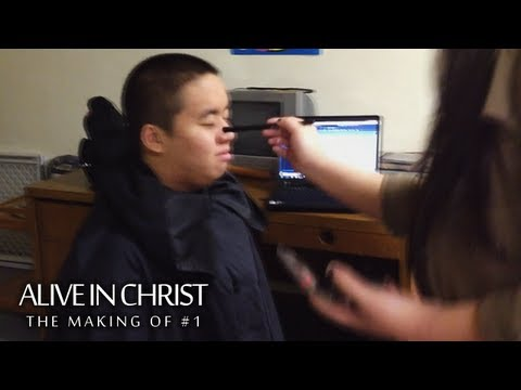 [HMONG] Alive in Christ Film-Skit: The Making of - PART 1