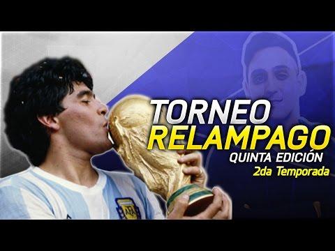 Fifa 16 | Torneo Relampago | #5 | Season 02 | Scratchi