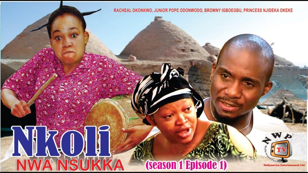 Download Nkoli Nwa Nsukka Season 1  Latest Nigerian Nollywood Igbo movie