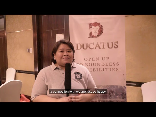 H.E.R Asia Summit 2018 - Ducatus Global | Exhibitor's Interview