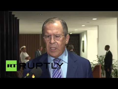 Cuba: Lavrov condemns US actions against Venezuela