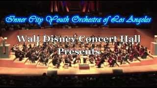 Inner City Youth Orchestra of Los Angeles Plays The Big Country Theme
