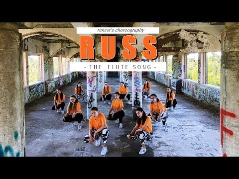 RENEW Choreography | The Flute Song - Russ