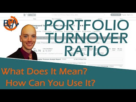 Portfolio Turnover In Mutual Funds - What Is Turnover Rate & How To Use It