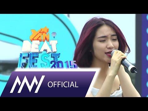 Hòa Minzy - Thư Chưa Gửi Anh (YAN Beatfest 2015)