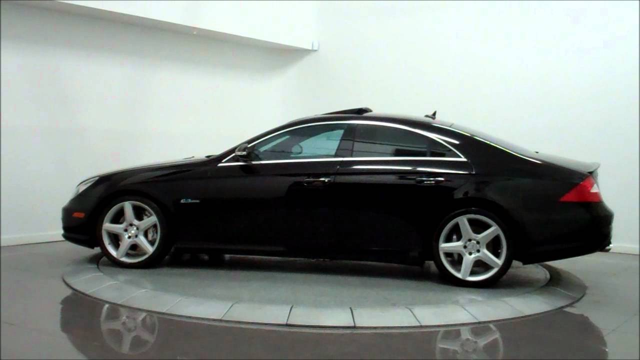 2008 mercedes benz cls63 amg youtube for Mercedes benz cls63 amg