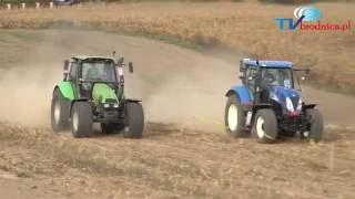 Wyścigi traktorów - Janówko 2016