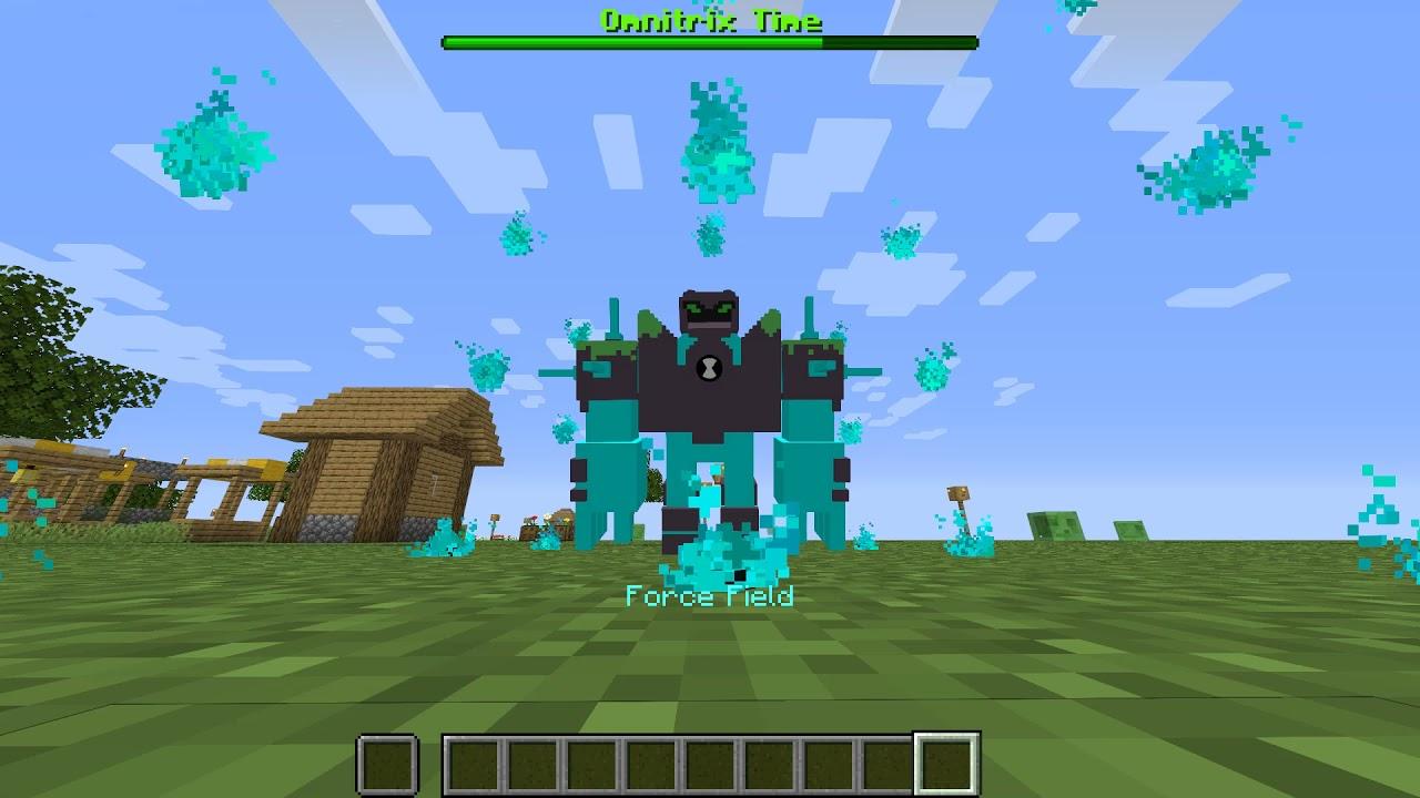 Download Minecraft Ben 10 Reboot Datapack
