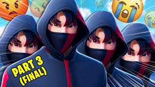 Salty Fortnite Players React To Ikonik Skin & Scenario Emote (PART 3 - FINAL)