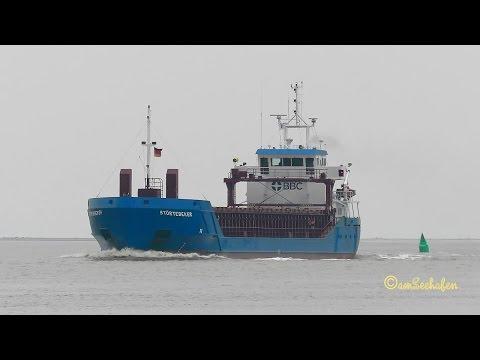 coaster STÖRTEBEKER ZDEG7 IMO 9195377 Emden cargo seaship merchant vessel KüMo