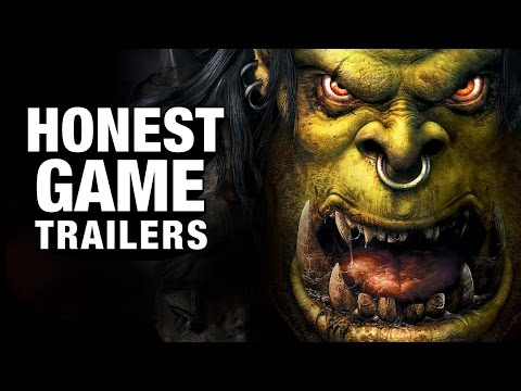 WARCRAFT (Honest Game Trailers)