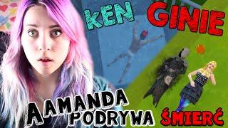#36 The Sims 4 - Ken ginie, a Amanda podrywa ŚMIERĆ!