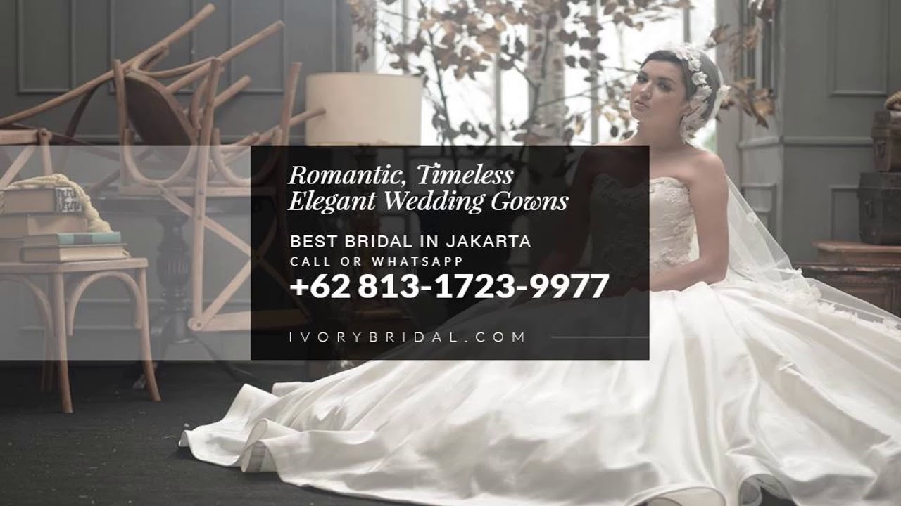 cd186dd3ccc THE BEST!! +62-813-1723-9977 - Bridal Boutiques