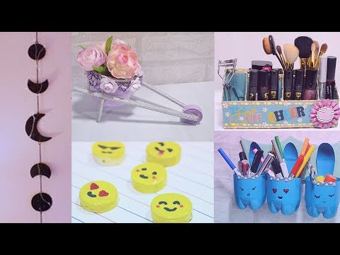 5 BEAUTIFUL AND EASY PROJECTS THAT YOU CAN DO ON YOUR SPARE TIME!!